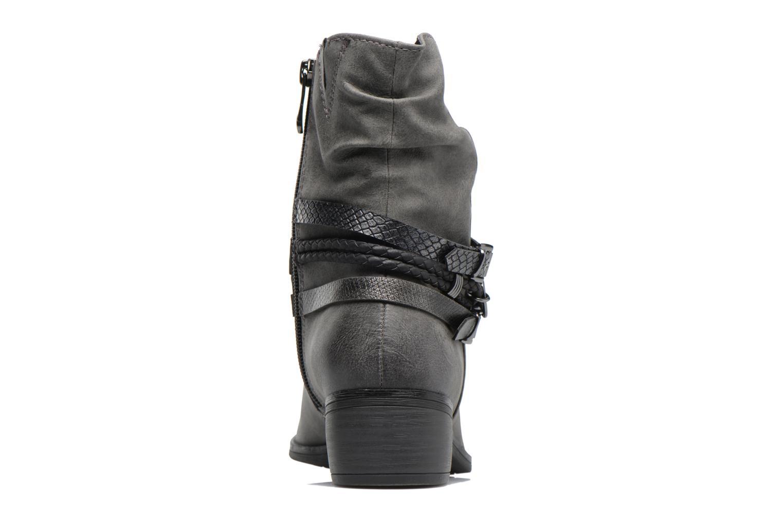 Bottines et boots Marco Tozzi Guppy 2 Gris vue droite