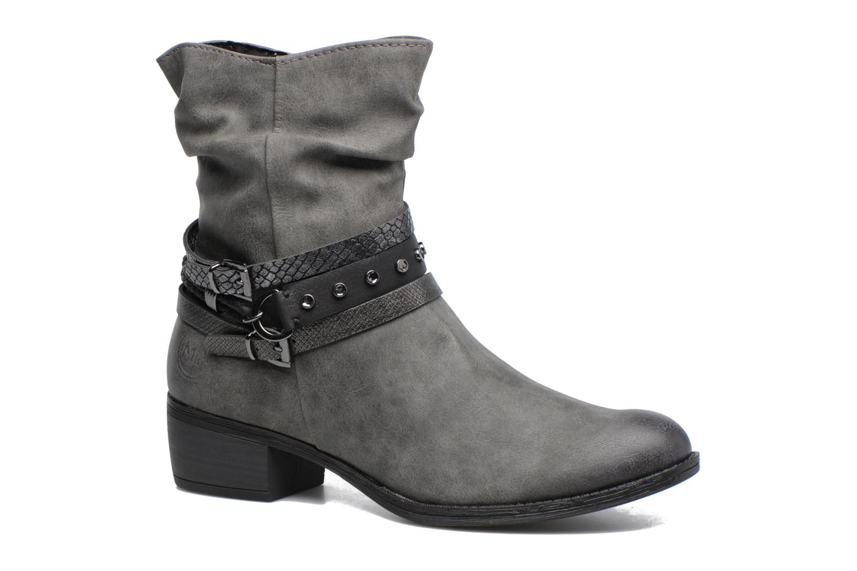 Bottines et boots Marco Tozzi Guppy 2 Gris vue détail/paire