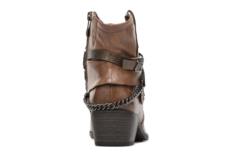 Bottines et boots Marco Tozzi Rina 2 Marron vue droite