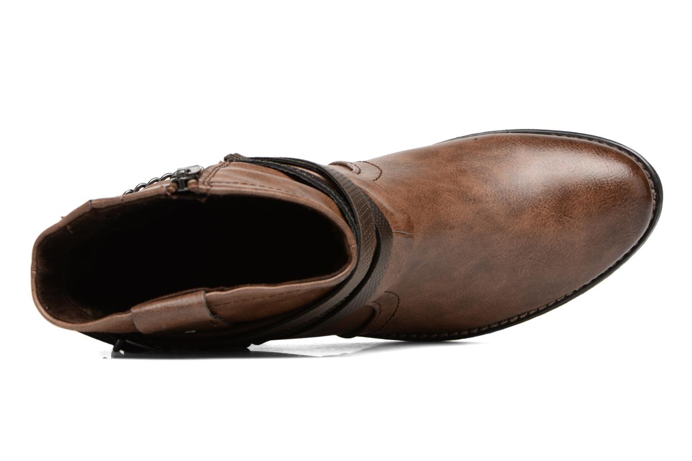 Bottines et boots Marco Tozzi Rina 2 Marron vue gauche