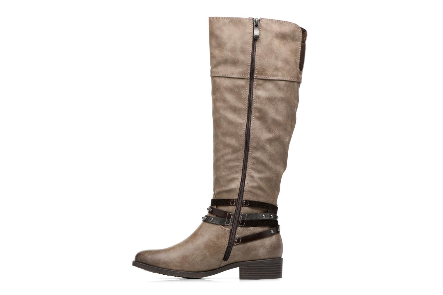 Boots & wellies Marco Tozzi Rason 2 Brown front view