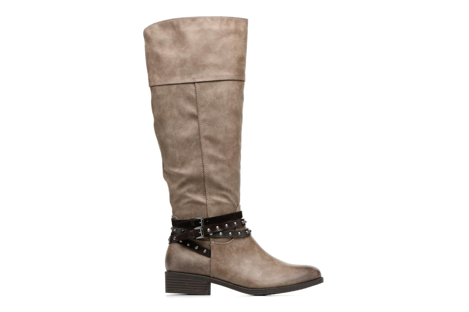 Boots & wellies Marco Tozzi Rason 2 Brown back view