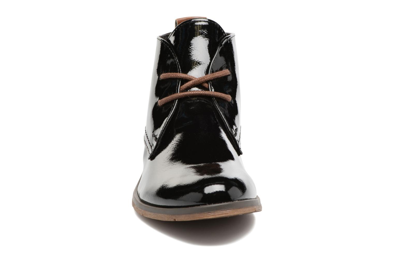 Chaussures à lacets Marco Tozzi Jina 2 Noir vue portées chaussures