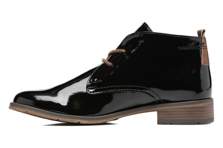 Chaussures à lacets Marco Tozzi Jina 2 Noir vue face