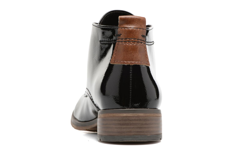 Chaussures à lacets Marco Tozzi Jina 2 Noir vue droite