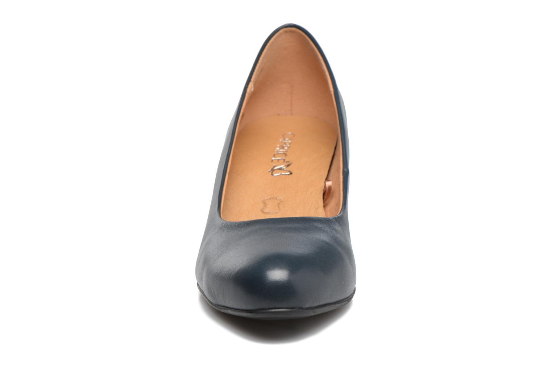 Escarpins Caprice Emata Gris vue portées chaussures