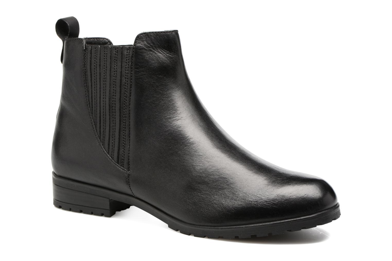 Grandes descuentos últimos zapatos Caprice Helina (Negro) - Botines  Descuento