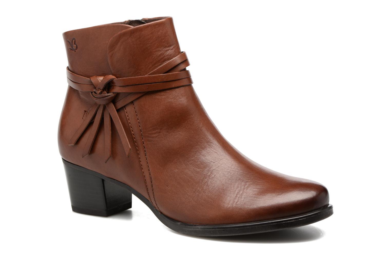 Grandes descuentos últimos zapatos Caprice Balina (Marrón) - Botines  Descuento