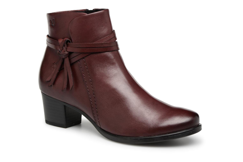 Zapatos Zapatos Zapatos cómodos y versátiles Caprice Balina (Vino) - Botines  en Más cómodo 816d97
