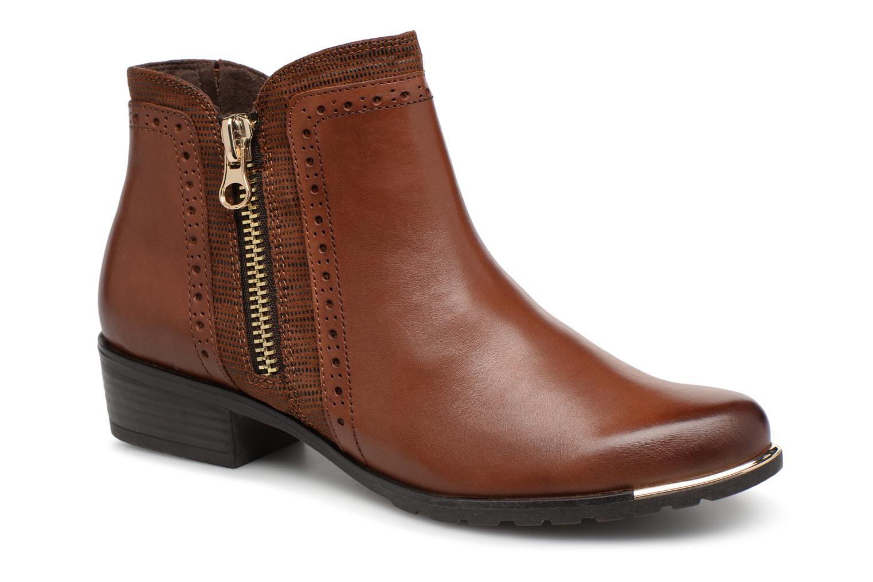 Grandes descuentos últimos zapatos Caprice Kelli (Marrón) - Botines  Descuento 8755fc - tuiteamelo.es 5f51a59a27ce9