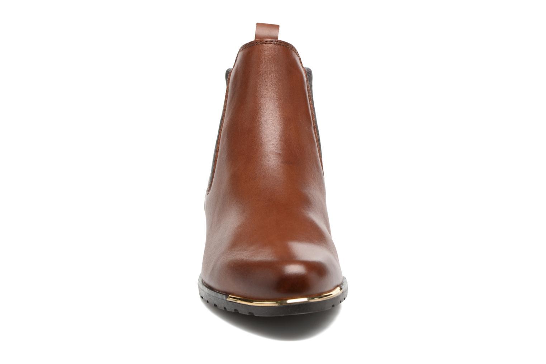 Kelli 2 Cognac/ Cognac Nappa
