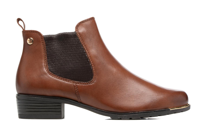 Bottines et boots Caprice Kelli 2 Marron vue derrière