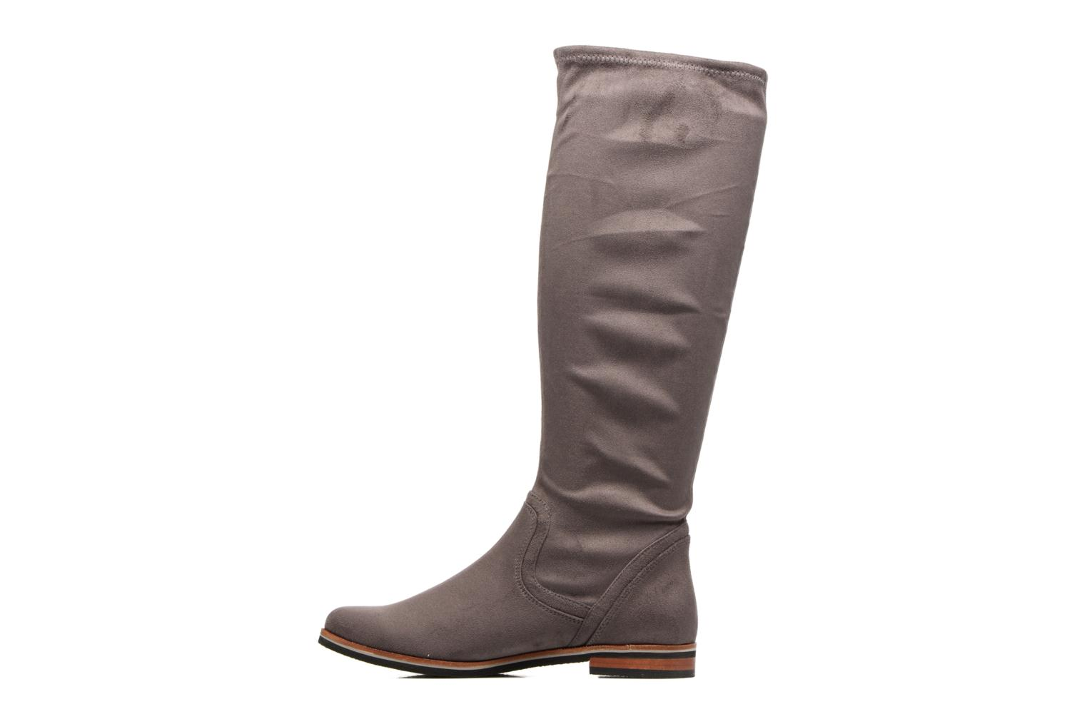 Boots & wellies Caprice Cila Grey front view