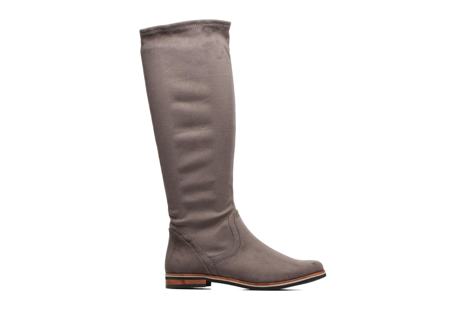 Boots & wellies Caprice Cila Grey back view
