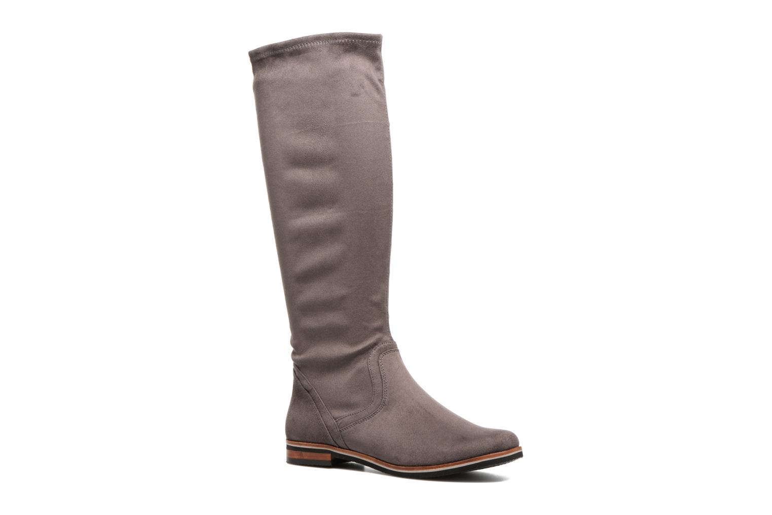 Boots & wellies Caprice Cila Grey detailed view/ Pair view