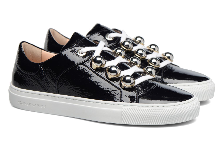 Sneakers Carven Germain Azzurro immagine 3/4