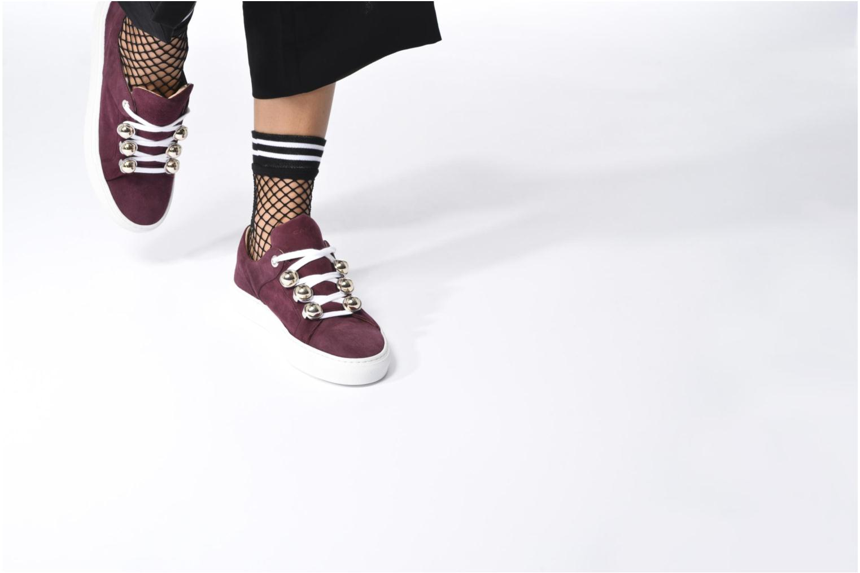 Sneakers Carven Germain Azzurro immagine dal basso