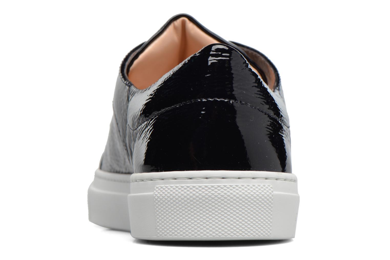 Sneakers Carven Germain Azzurro immagine destra