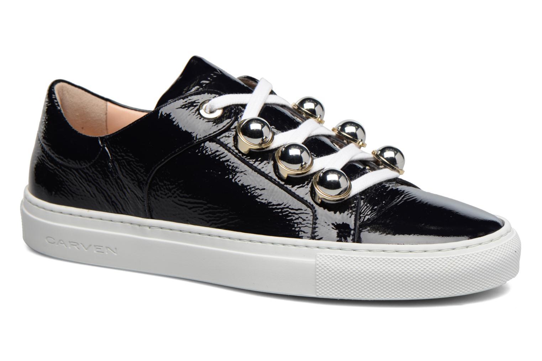 Sneakers Carven Germain Azzurro vedi dettaglio/paio