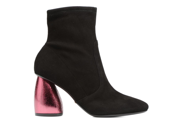 Bottines et boots Carven Seine Noir vue derrière