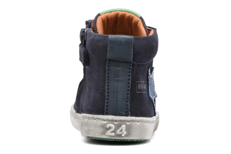 Sneakers Shoesme Sébastien Blauw rechts
