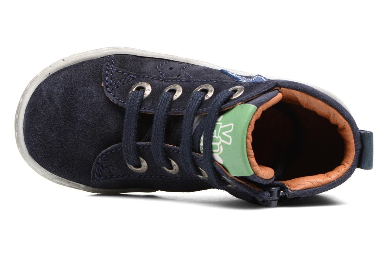 Sneakers Shoesme Sébastien Blauw links