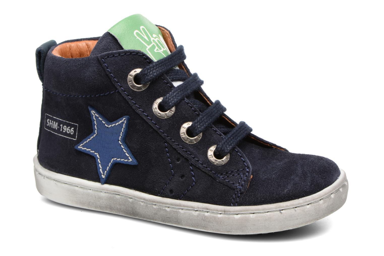 Sneakers Shoesme Sébastien Blauw detail