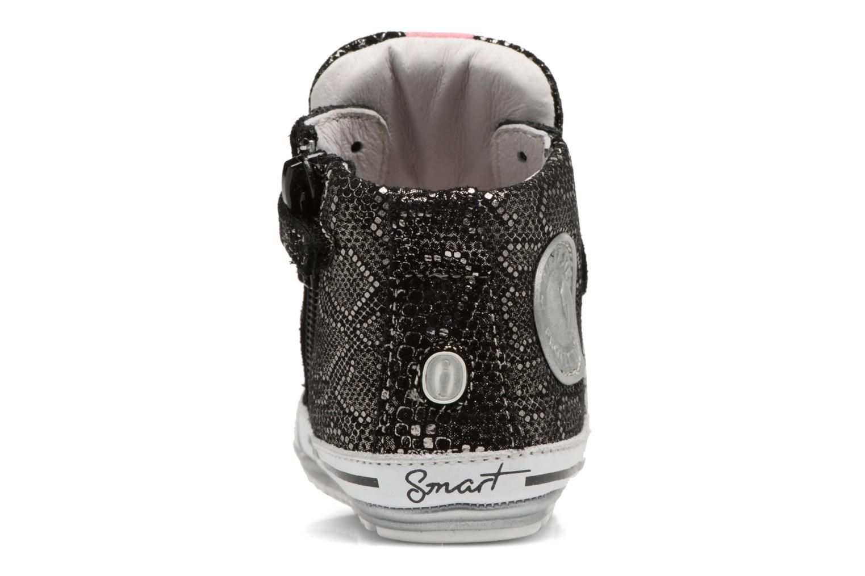 Bottines et boots Shoesme Samuel Noir vue droite