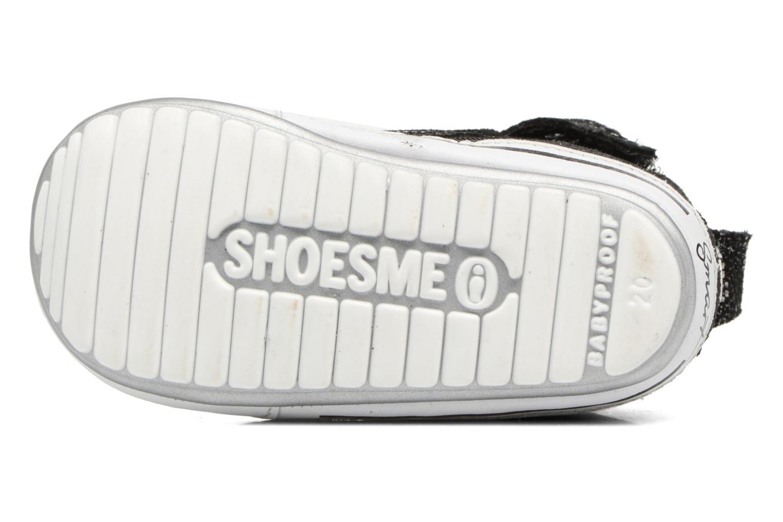 Bottines et boots Shoesme Samuel Noir vue haut