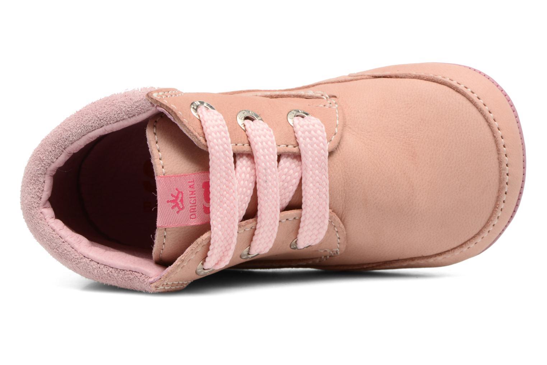 Bottines et boots Shoesme Sana Rose vue gauche