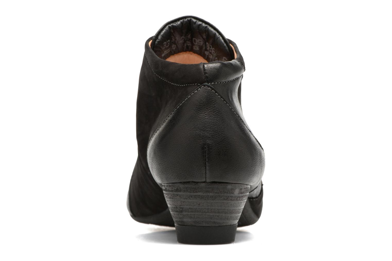 Chaussures à lacets Think! Aida 81264 Multicolore vue droite