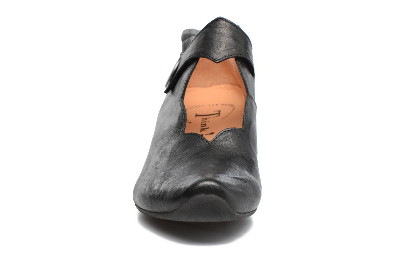 Bottines et boots Think! Aida 81259 Noir vue portées chaussures