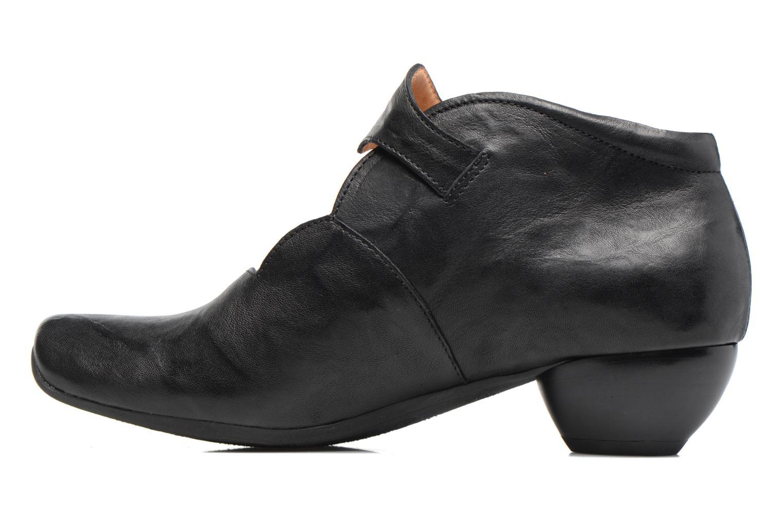 Bottines et boots Think! Aida 81259 Noir vue face
