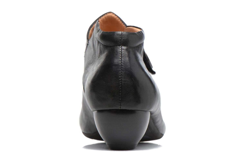Bottines et boots Think! Aida 81259 Noir vue droite