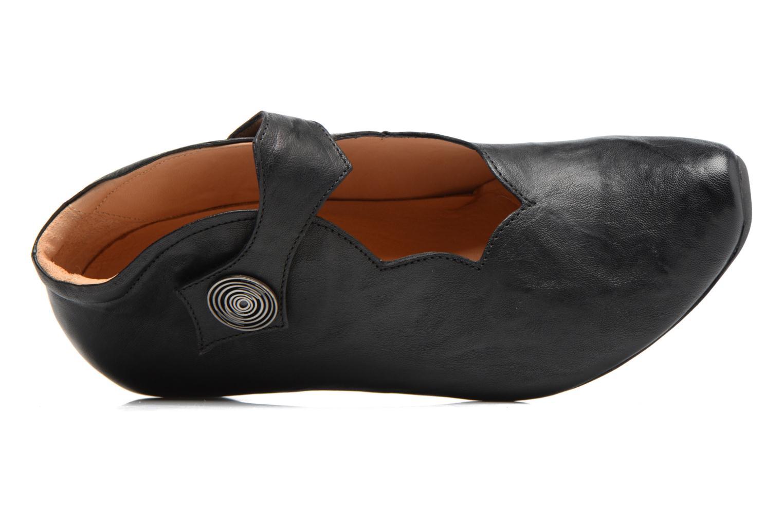 Bottines et boots Think! Aida 81259 Noir vue gauche