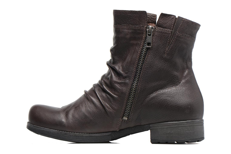 Bottines et boots Think! Denk! 81029 Marron vue face