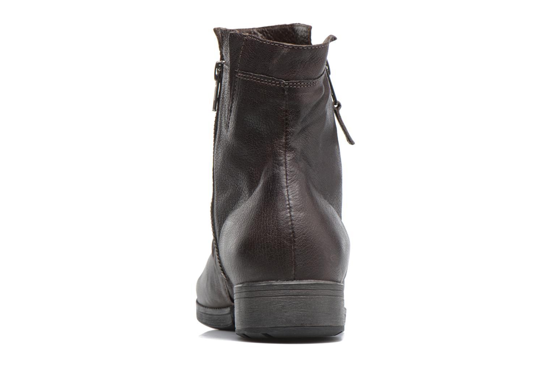 Bottines et boots Think! Denk! 81029 Marron vue droite