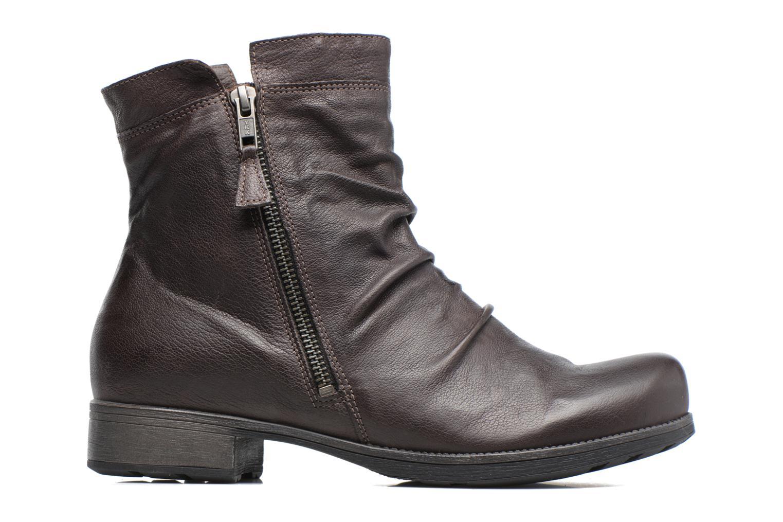 Bottines et boots Think! Denk! 81029 Marron vue derrière