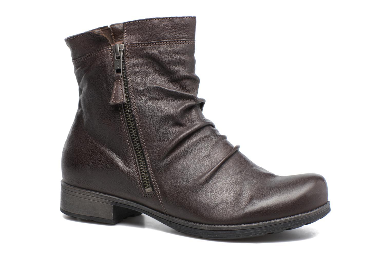 Bottines et boots Think! Denk! 81029 Marron vue détail/paire