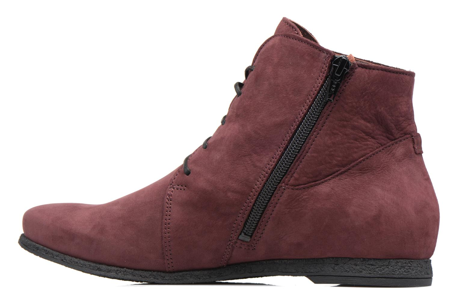 Bottines et boots Think! Shua 81038 Bordeaux vue face
