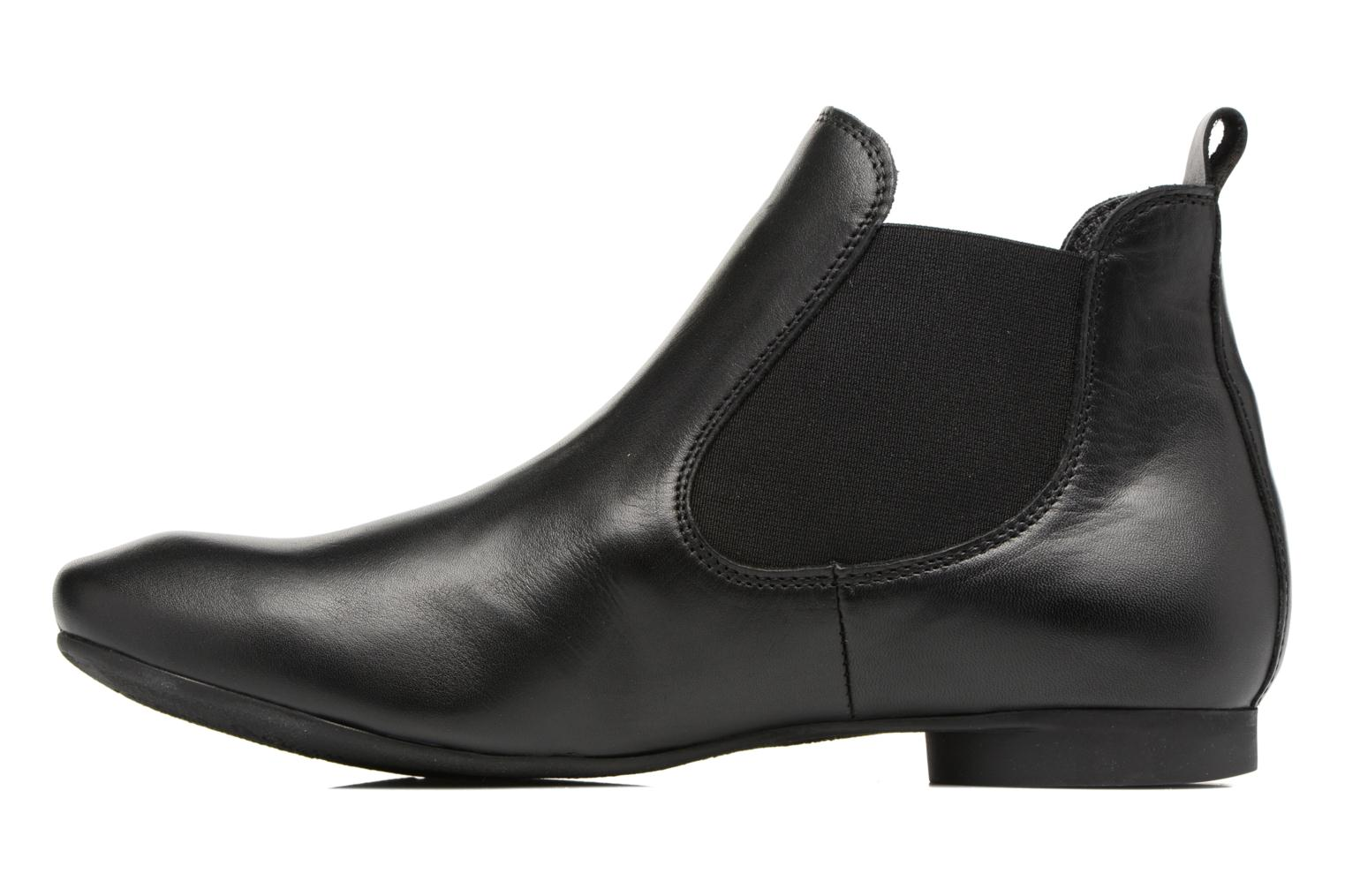 Bottines et boots Think! Guad 88293 Noir vue face