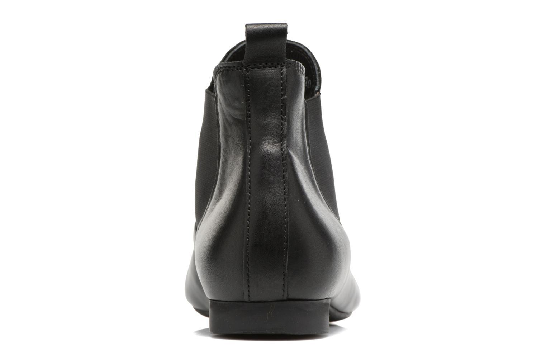 Bottines et boots Think! Guad 88293 Noir vue droite