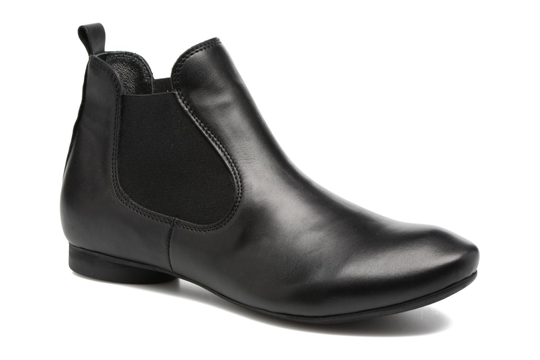 Bottines et boots Think! Guad 88293 Noir vue détail/paire