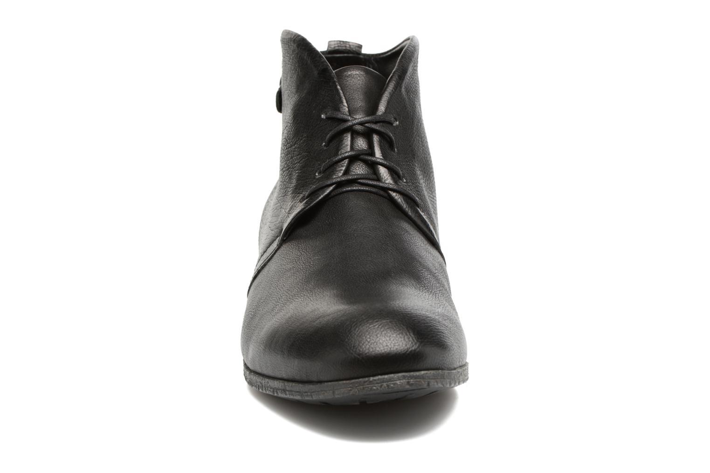 Chaussures à lacets Think! Ebbs 81131 Noir vue portées chaussures