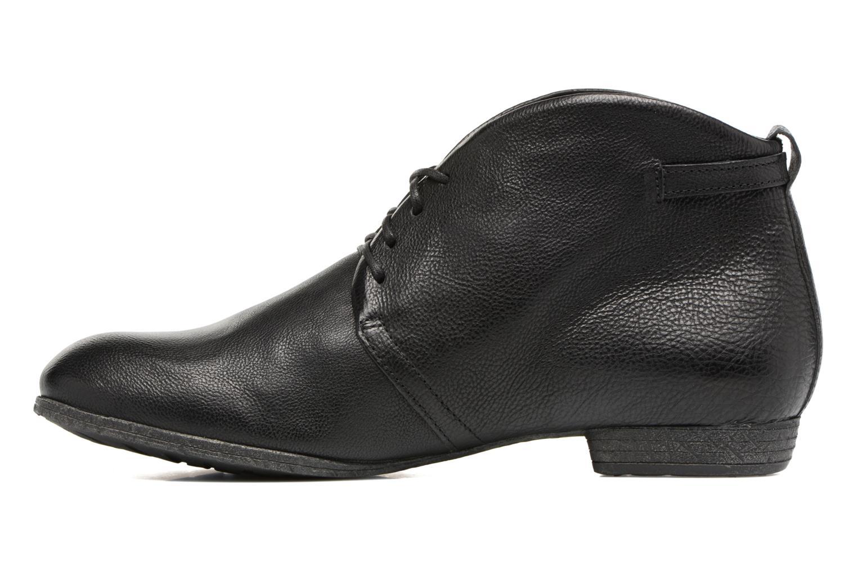Chaussures à lacets Think! Ebbs 81131 Noir vue face