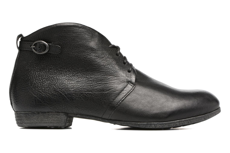 Chaussures à lacets Think! Ebbs 81131 Noir vue derrière