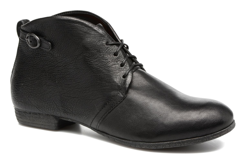 Chaussures à lacets Think! Ebbs 81131 Noir vue détail/paire