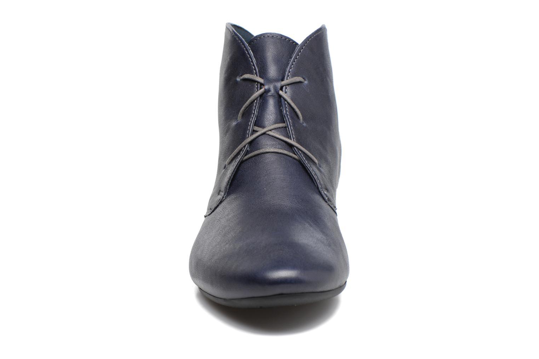 Chaussures à lacets Think! Guad 81298 Bleu vue portées chaussures