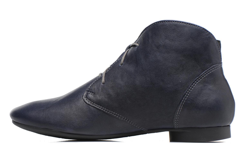 Chaussures à lacets Think! Guad 81298 Bleu vue face