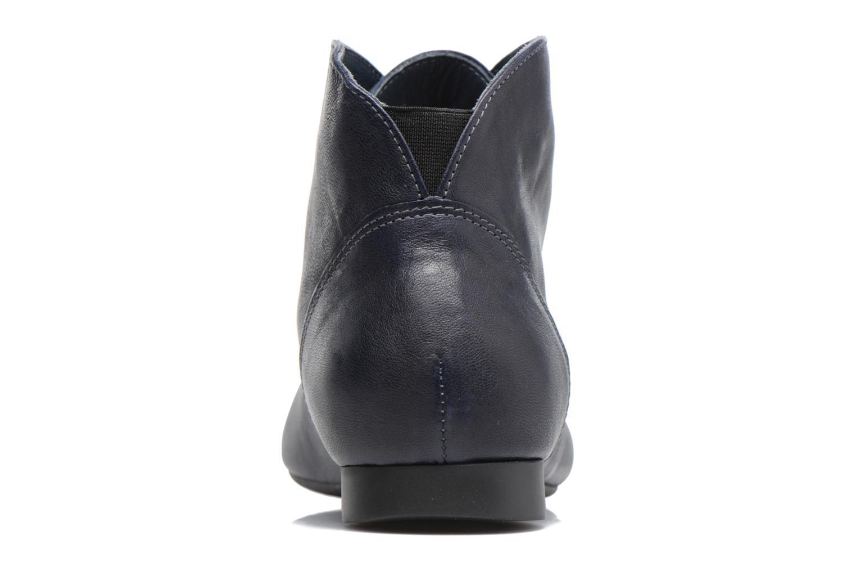 Chaussures à lacets Think! Guad 81298 Bleu vue droite